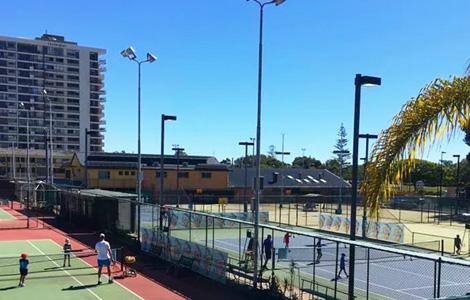 Gold Coast Locations Acn Sport